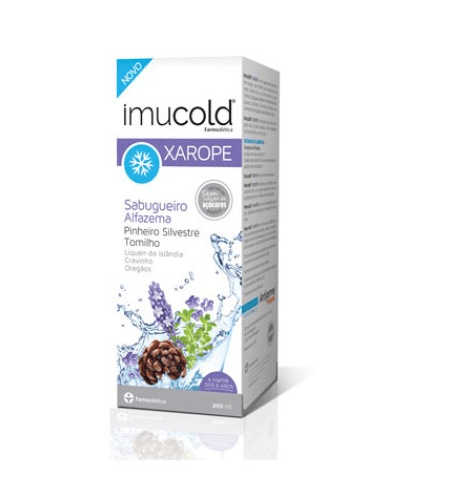 IMUCOLD XAROPE ADULTOS 200ml – Farmodietica