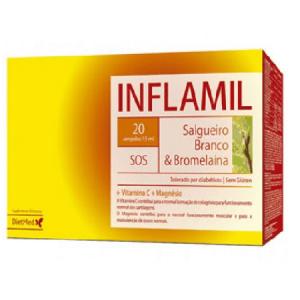INFLAMIL 20 Ampolas