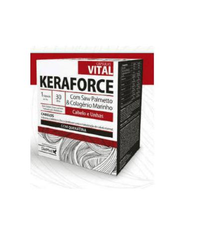 KERAFORCE VITAL KERAFORCE VITAL 30 Compridos - DietMed