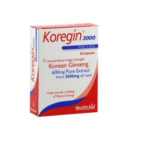 KOREGIN 3000 (Korean Ginseng)