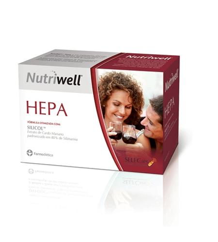 NUTRIWWELL HEPA 60 Selfcaps NUTRIWWELL HEPA 60 Selfcaps – Farmodietica
