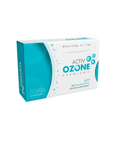 ACTIV OZONE 30 Ampolas - Powerful Nature