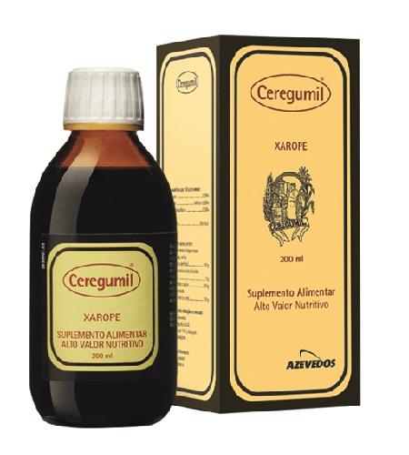 CERGOMIL Xarope 200ml – Azevedos
