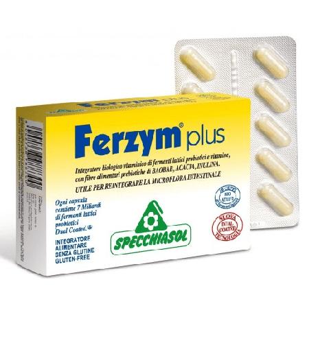 FERZYM PLUS 30 Cápsulas – Specchiasol