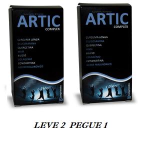 ARTIC Complex 30 Comprimidos LEVE 2 PAGUE 1 - Soldiet