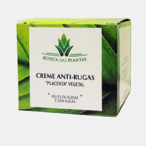 CREME ANTI-RUGAS - Botica das Plantas