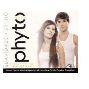 PHYTO HAIR Ampolas - Segredo da Planta
