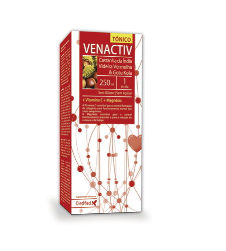 VENATIV Tonico 250ml - Dietmed