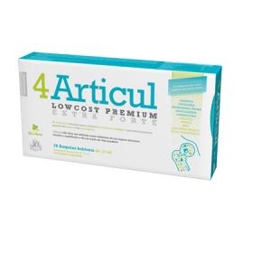 4 ARTICUL EXTRA FORTE 20 Ampolas - Bio-Hera