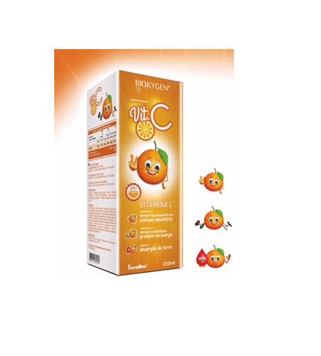 BIOKYGEN Vitamina C - Fharmonat