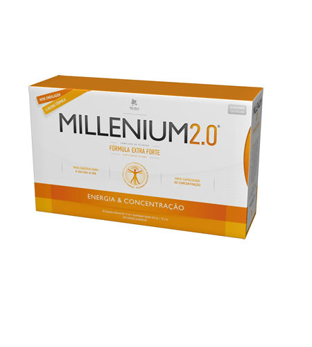 MILLENIUM 30 Ampolas - Bio-Hera