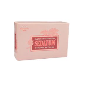 SEDATUM 60 Comprimidos - Naturodiet