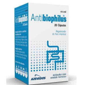 ANTIBIOPHILUS 20 Capsulas - Azevedos