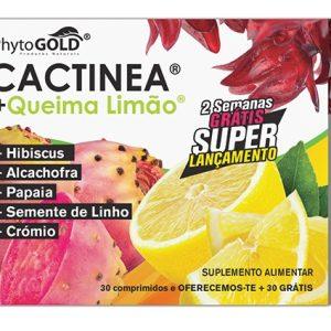 CACTINEA + Queima Limão – PhytoGold