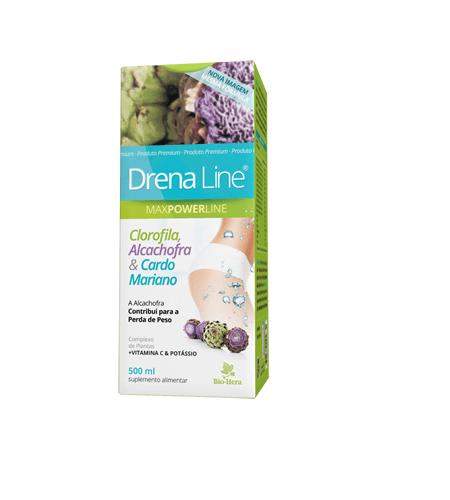 DRENA LINE Xarope 500ml - Bio-Hera