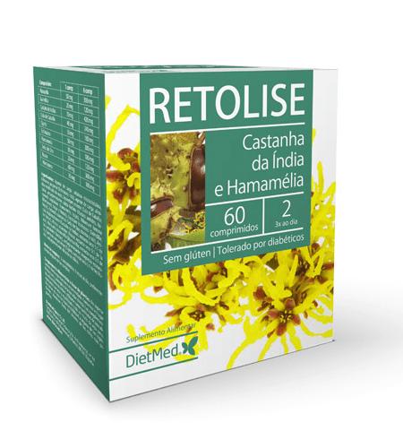 RETOLISE 60 Comprimidos - DietMed