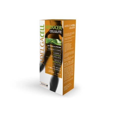 ADELGACELL REDUCER CELULITE 250ml Creme – Dietmed