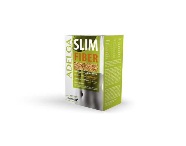 ADELGASLIM FIBER 60 Cápsulas – DietMed