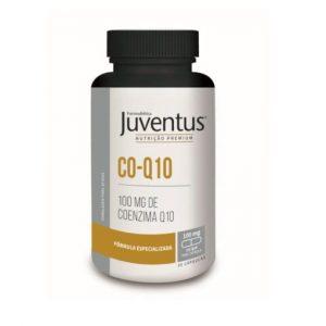 Juventus Co-Q10 30 capsulas - Farmodietica