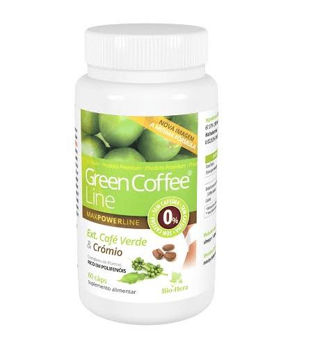 GREEN COFFEE LINE 60 Cápsulas - Bio-Hera