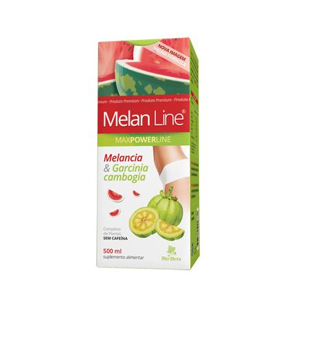 MELAN LINE Xarope 500ml - Bio-Hera