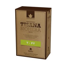 TISANA V - PRISÃO DE VENTRE - Bio- Hera