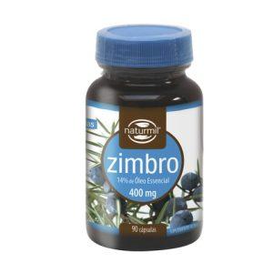 ZIMBRO 90 Cápsulas - Naturmil