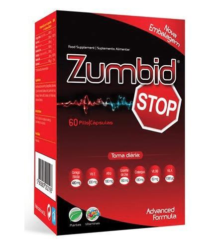 ZUMBID STOP 60 Cápsulas - CHI