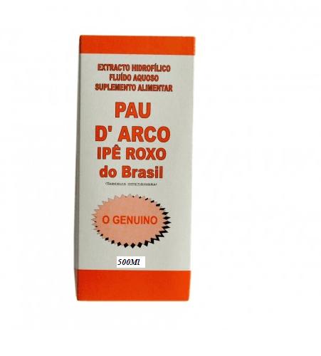 PAU D'ARCO IPÊ ROXO DO BRASIL 500ml – Segredo da Planta