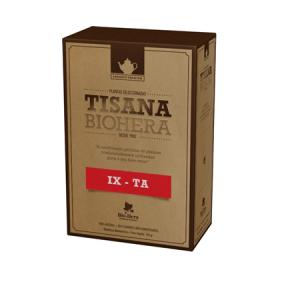 TISANA IX Tenção Arterial - Bio-Hera