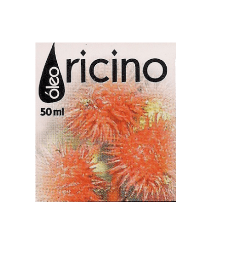 OLEO RICINO 50ml - Segredo da Planta