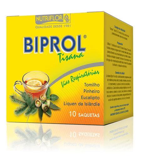 BIPROL TISANA 10 Saquetas - Nutriflor