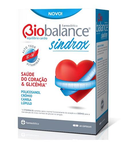 BIOBALANCE Sindrox 60 Cápsulas - Farmodiética
