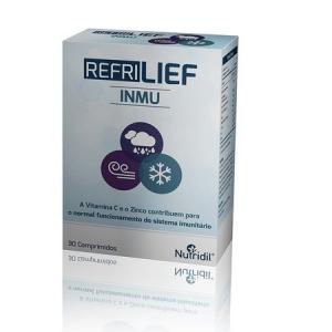 REFRILIEF INMU 30 Comprimidos - Nutridil