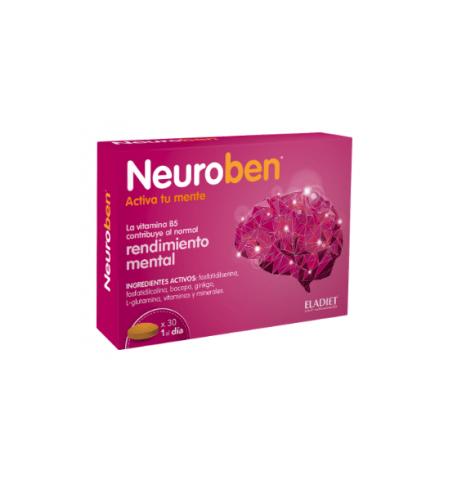 NEUROBEN 30 Comprimidos - Eladiet