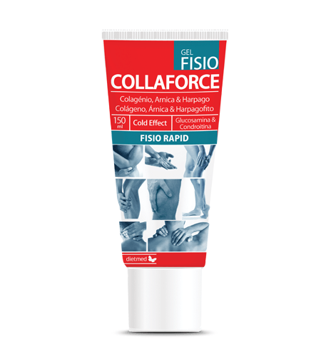 COLLAFORCE FISIO Gel 150ml - Dietmed