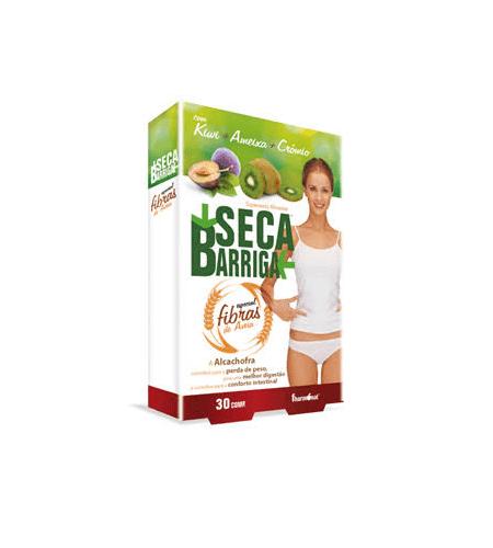 SECA BARRIGA FIBRAS 30 Comprimidos - Fharmonat