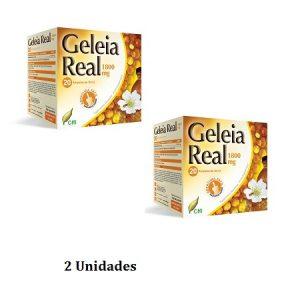 GELEIA REAL 20 Ampolas KIT 2 Unidades - CHI