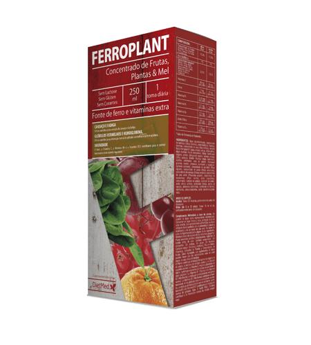 FERROPLANTE Xarope 250ml - Dietmed