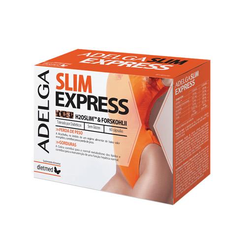 AdelgaSlim Express 60 Cápsulas – Dietmed