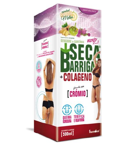 Seca Barriga + Colagénio500ml - Fharmonat