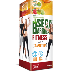 SECA BARRIGA FITNESS 500ml - Fharmonat