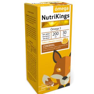 NUTRIKINS OMEGA Xarope 200ml - Dietmed