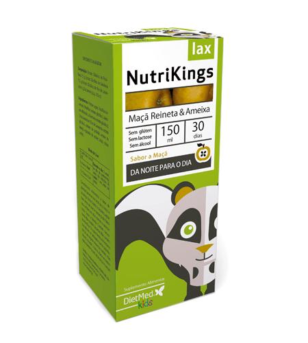 Nutrikings Lax150ml - Dietmed