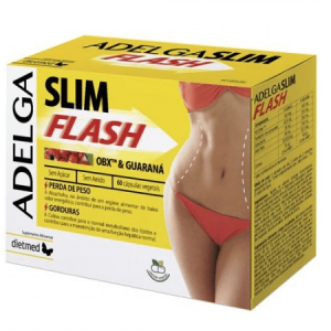 ADELGA SLIM FLASH 60 Cápsulas - Dietmend