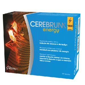 CEREBRUM ENERGY 30 Cápsulas - Natiris
