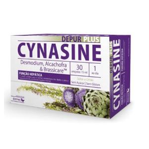 CYNASINE DEPUR Plus 30 Ampolas - Dietmed