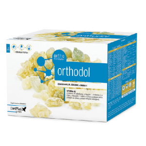 ORTHODOL 30 Comprimidos + 30 Cápsulas + 30 Carteiras - Dietmed