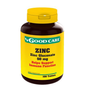ZINC 100 Comprimidos Good Care - Calendula