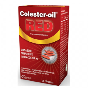 COLESTER-OIL RED 30 Cápsulas - Natiris